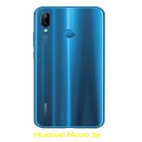 Thay kính lưng Huawei Nova 3e