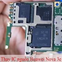 Sửa, thay IC nguồn Huawei Nova 3