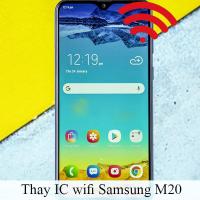 Sửa, thay IC wifi Samsung M20